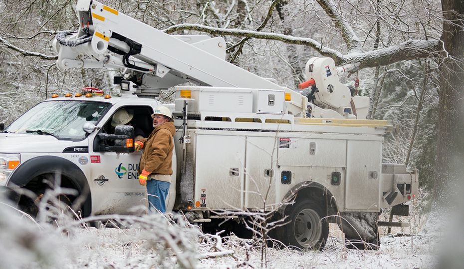 Duke Energy: storm could bring more than 500,000 outages
