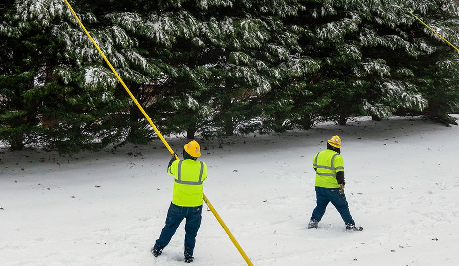When the power goes out, assessors help get the right crew to the right place