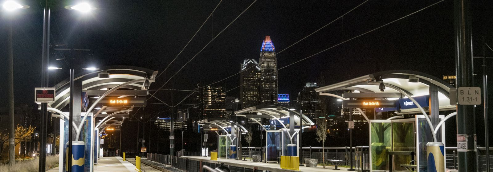 Duke Energy powers new light rail line in Charlotte