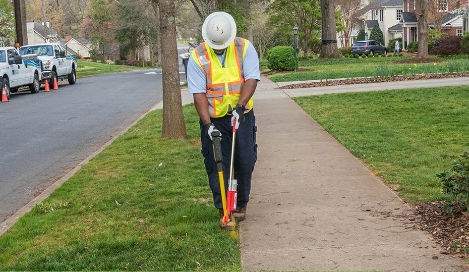 Time for yard work? Call 811 before you dig