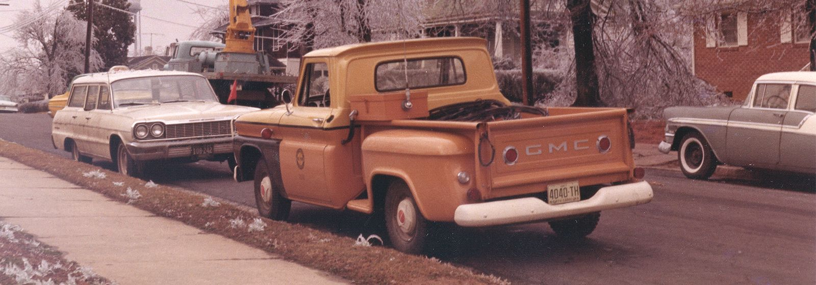 Retro photos: Keep on truckin'