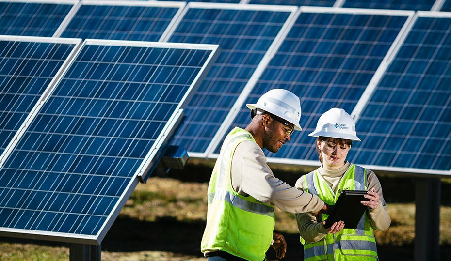 Renewable energy at Duke Energy: Here we grow again