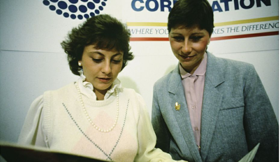 Retro photos: Do you remember these employees?