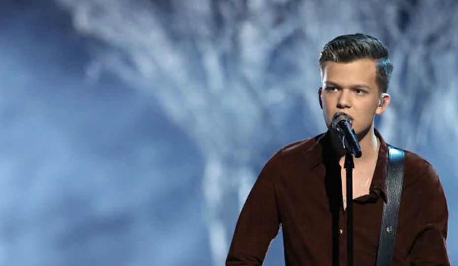 After 'The Voice' - what's next for Britton Buchanan?