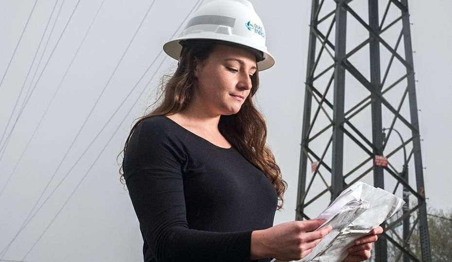 What Duke Energy is doing to recruit more female employees