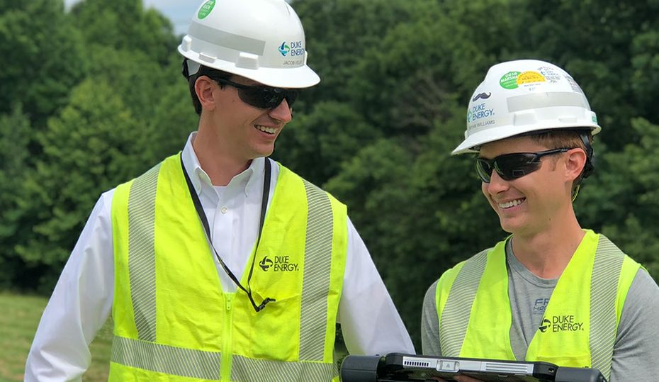 Meet Duke Energy's drone pilots
