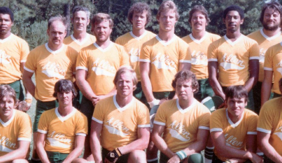 Retro photos: Are these your teammates?