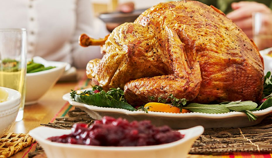 Relieve the pressure cooking this Thanksgiving and save energy