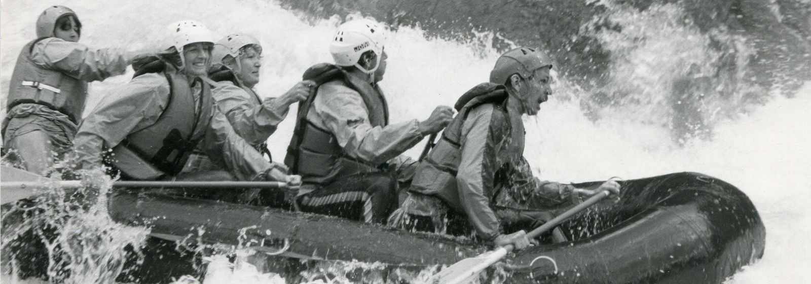 Retro photos: A (rafting) trip down memory lane
