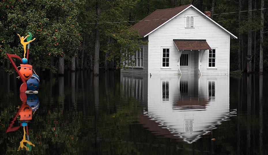lumberton flooding hurricane florence