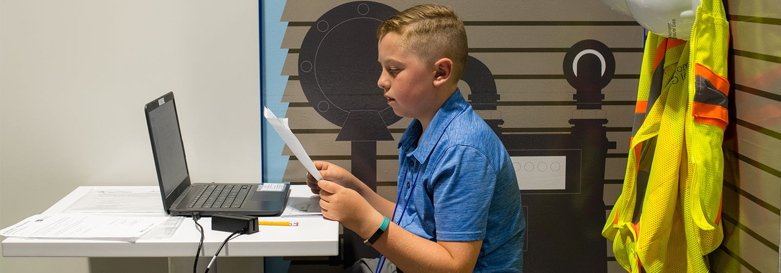 Students spend the day adulting at Junior Achievement BizTown