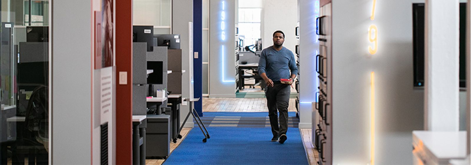 Duke Energy innovates for customers at Optimist Hall