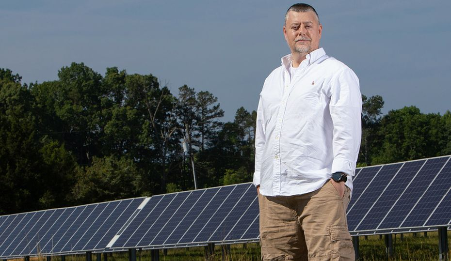 How South Carolinians share solar energy and save