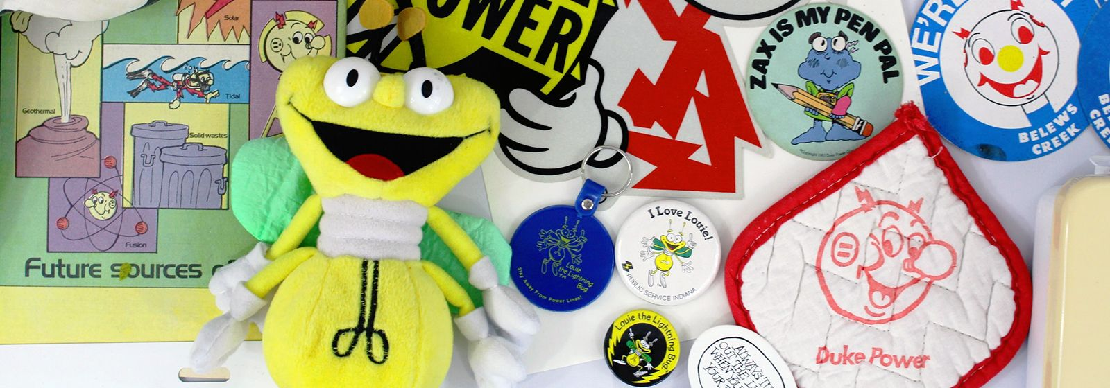 Quiz: Do you recognize these energy company mascots?