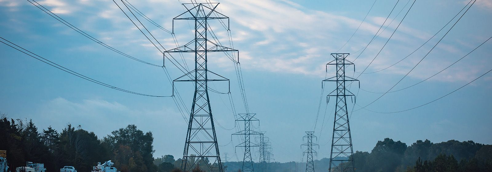 Why is the power grid alternating current?