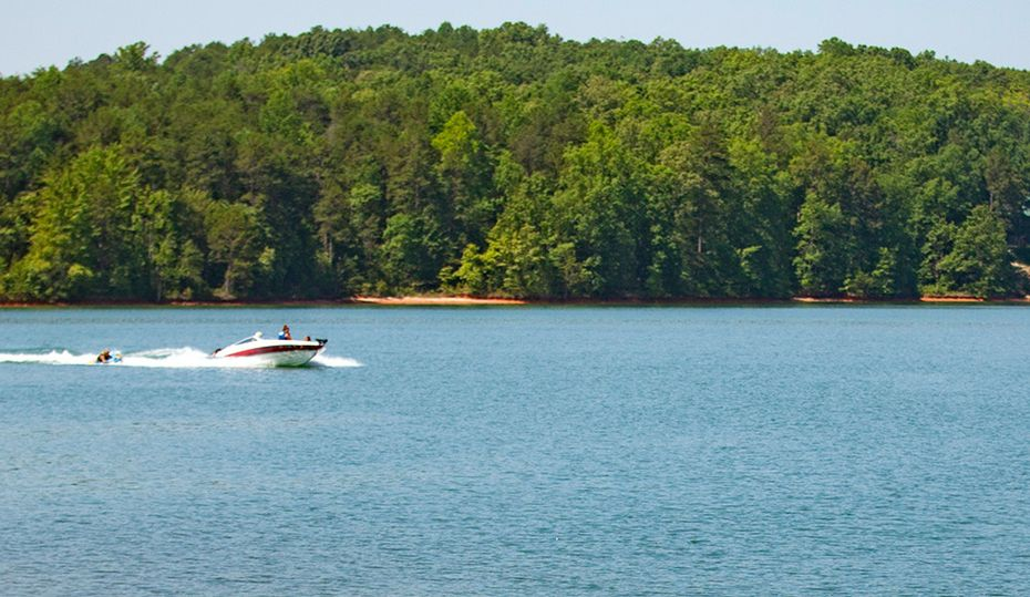 Keep tabs on your favorite lake with this app