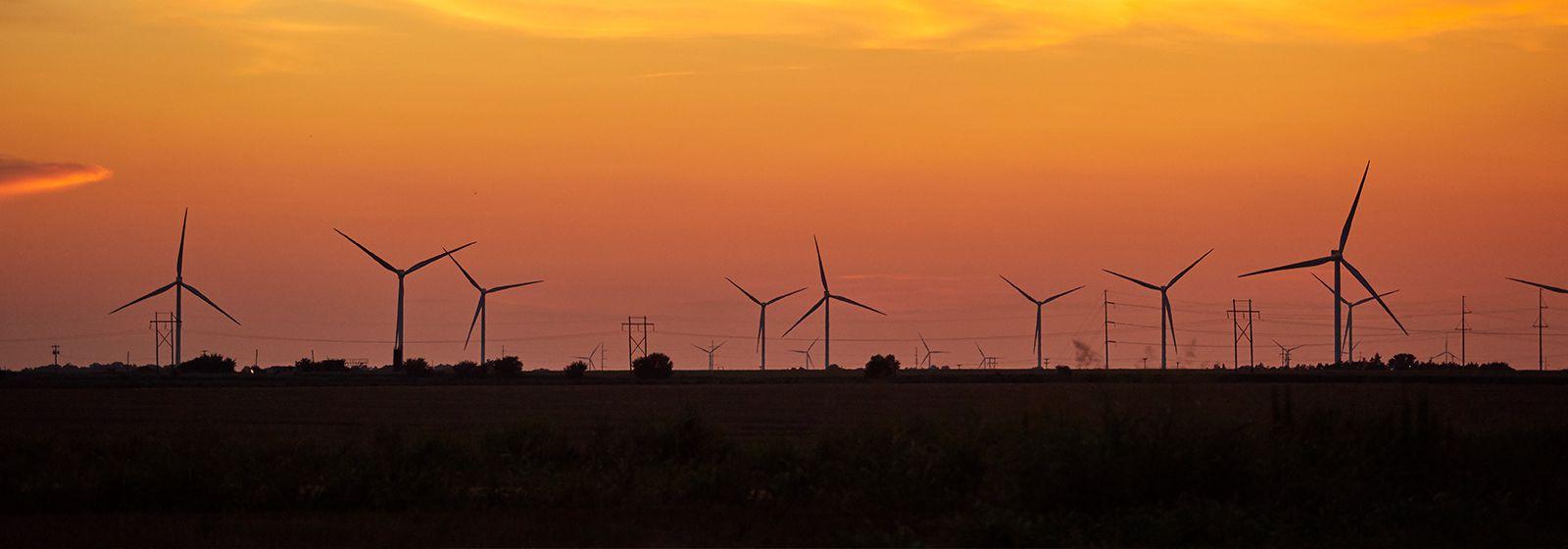Wind turbines in Oklahoma energize economy