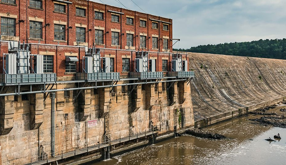 Historic hydropower station on the Catawba-Wateree River turns 100