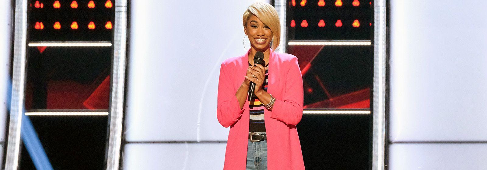 """Duke Energy's Khalea Lyneé wows on NBC's """"The Voice"""""""