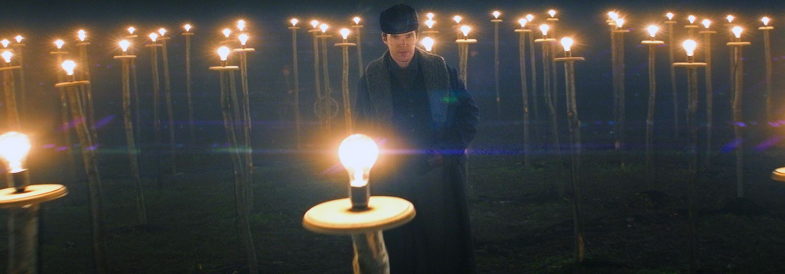 Edison and Westinghouse battle for dominance in new movie
