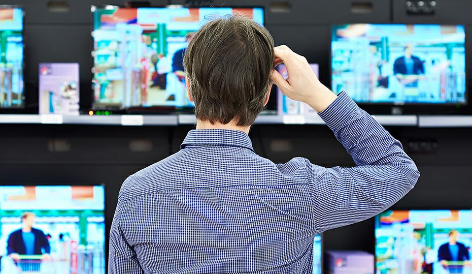 Energy efficiency tips for buying your next TV