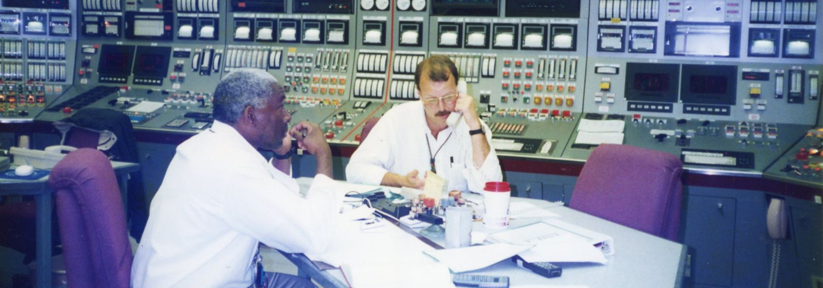 Retro photos: Teamwork through the years