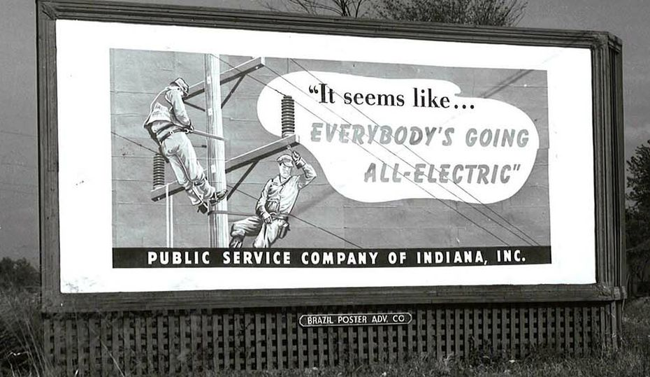 Retro quiz: Indiana's largest electric utility through the years
