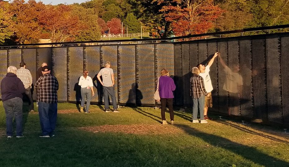 Memorial ensures Vietnam veterans will never be forgotten