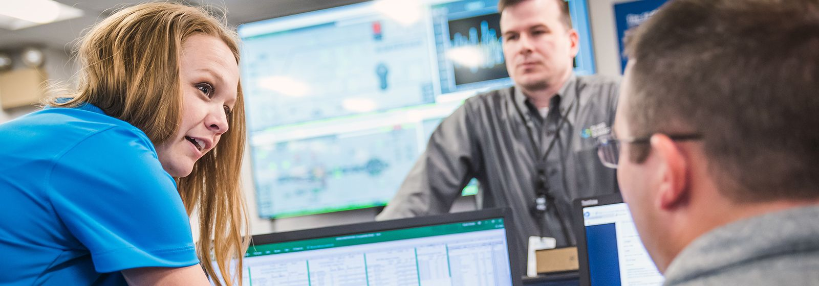 Coordination is key at nuclear plant