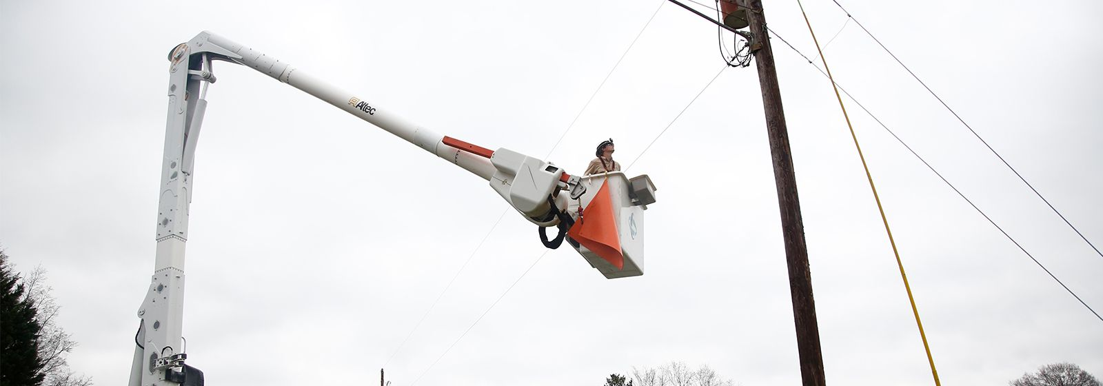 Typical day for a lineworker? There isn't one