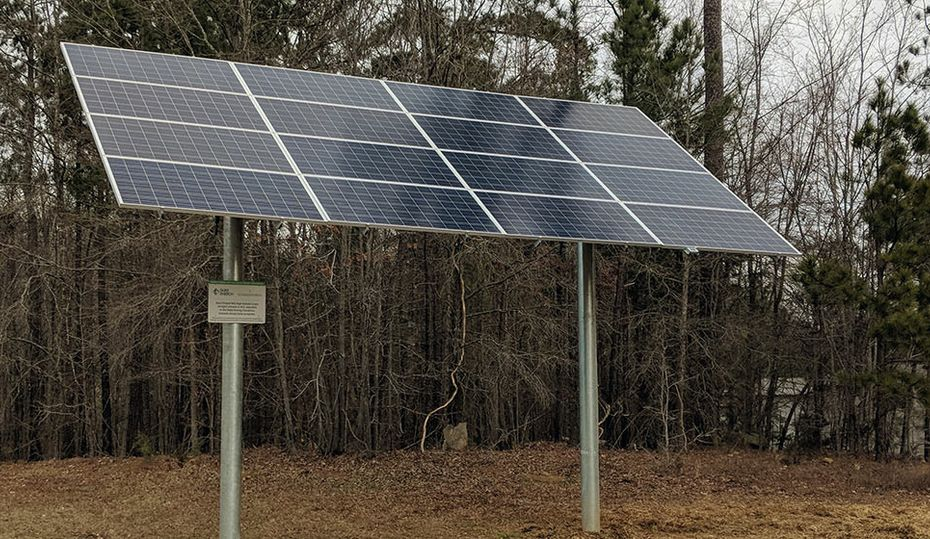 New program makes renewable energy accessible and affordable