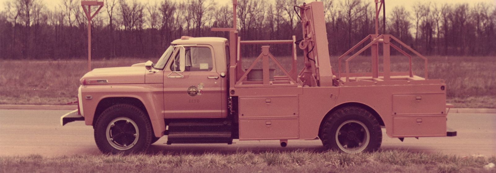 Retro: What do you know about these trucks?