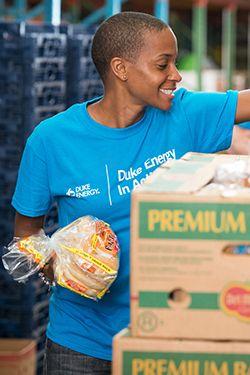 Donation to food banks<br>South Carolina