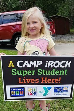 How Camp iRock went virtual <br> South Carolina