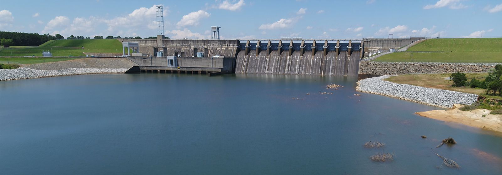 North Carolina's largest hydro plant gets a makeover