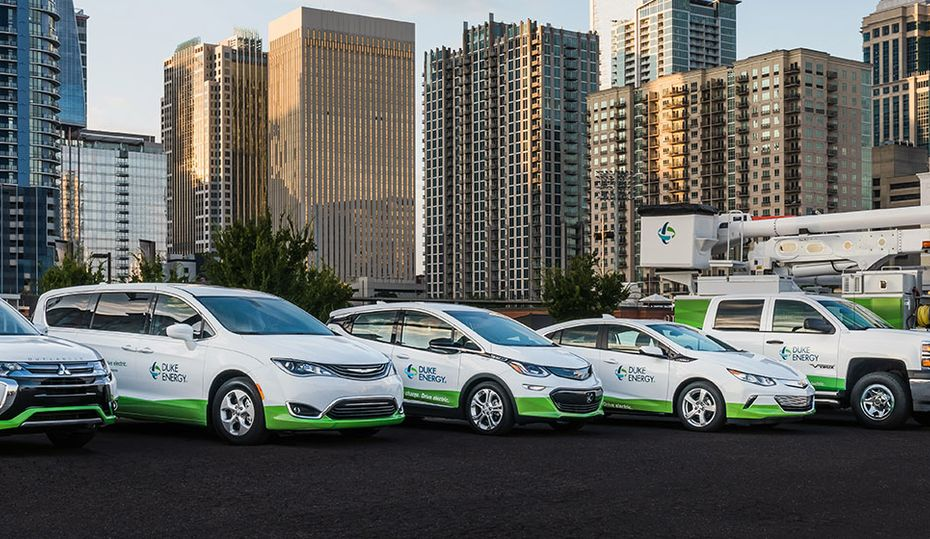 Duke Energy to cut carbon emissions through its vehicle fleet