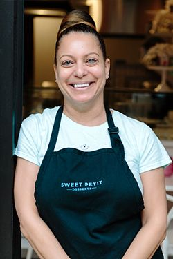 Sweet Petit Desserts <br> Cincinnati, Ohio