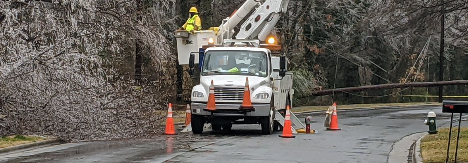 Duke Energy is ready for winter storm as it nears Carolinas. You should be too