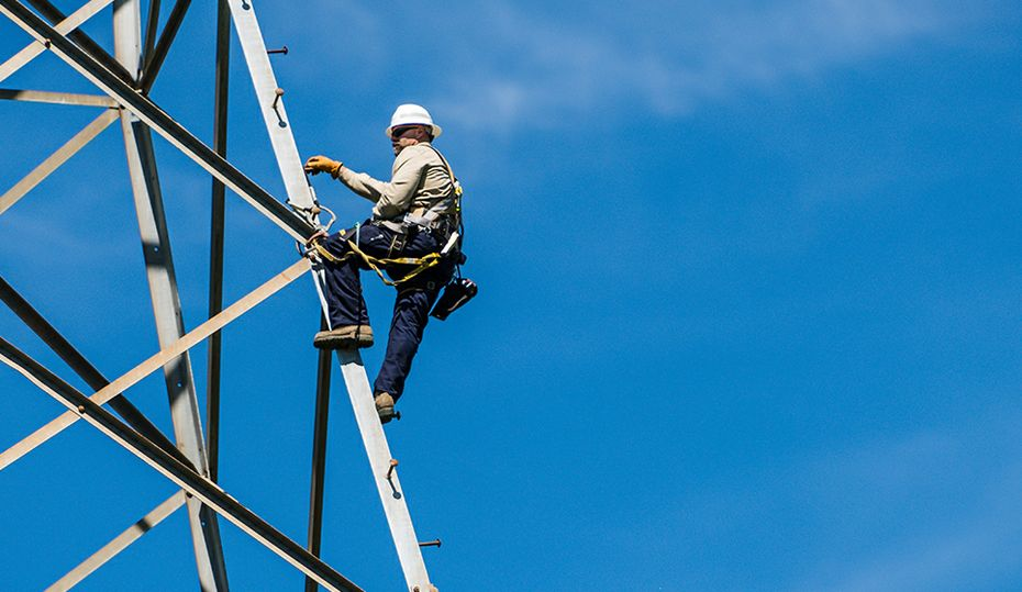 How lineworkers keep the electric grid running