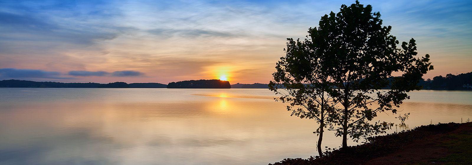 Hydro plant on Lake Keowee helps power upstate South Carolina