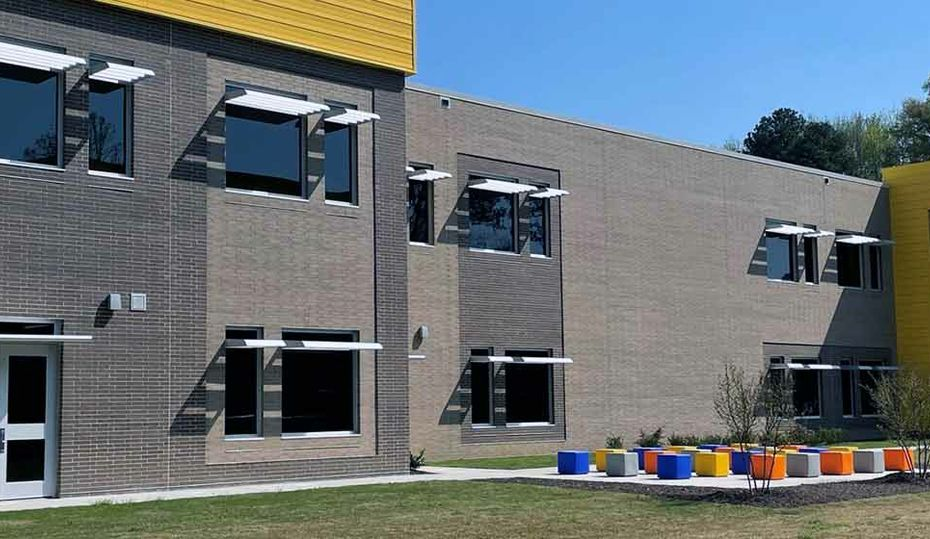 Schools in Carolinas embrace energy efficiency and save
