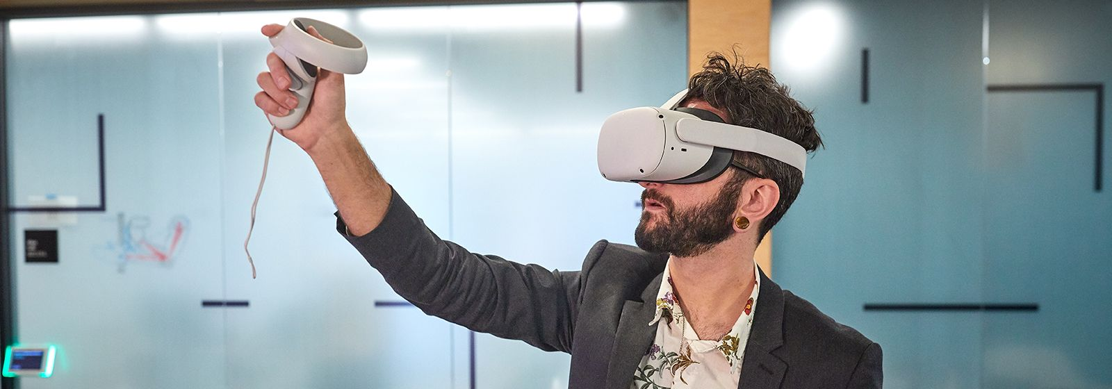 These former video game designers are using VR at Duke Energy