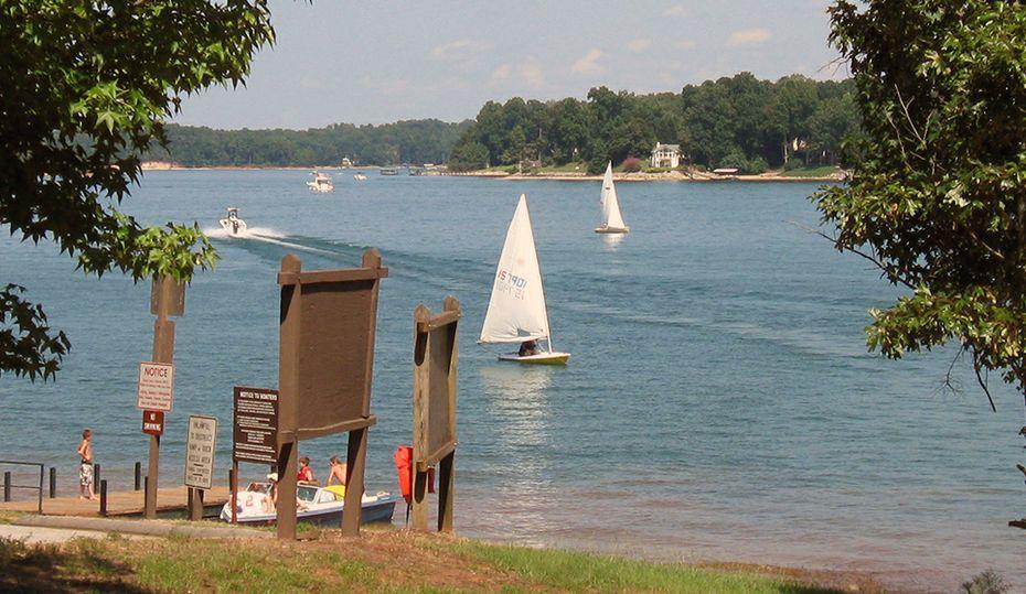 Life jacket loan program helps keep you safe on Carolinas lakes