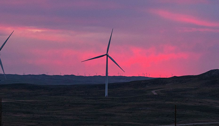 All about wind energy