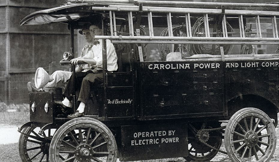 How well do you know the history of electricity in the Carolinas?