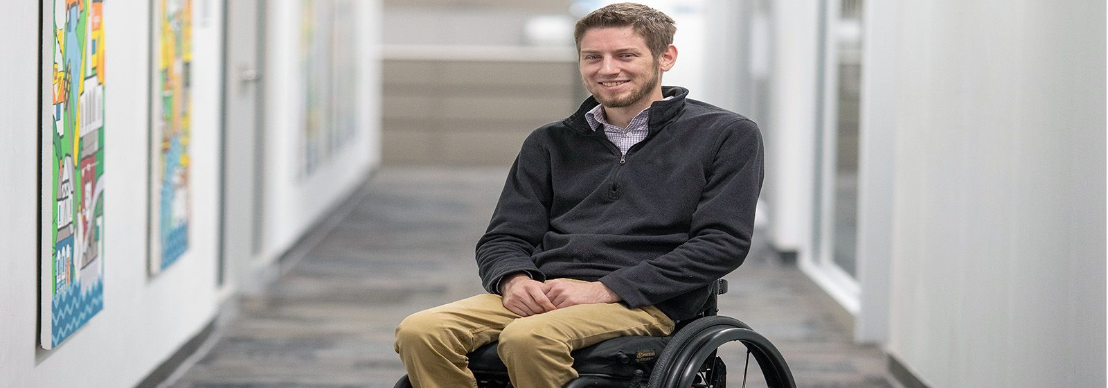 After car wreck, Collin Humphrey faced adversity and persevered