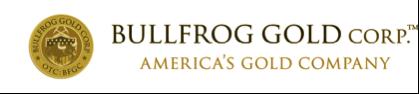 Bullfrog Gold Corp