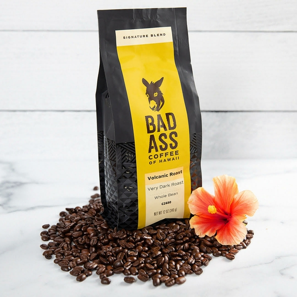 Along with building its leadership, Bad Ass Coffee of Hawaii has revamped its branding, packaging and restaurant design.