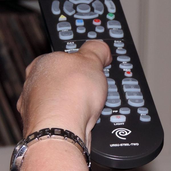 TV+remote