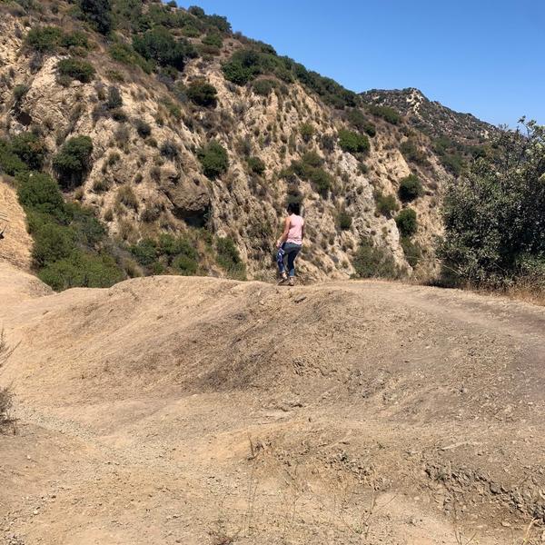 Woman+hiking